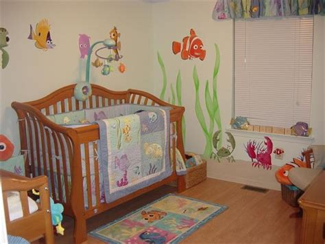 Finding Nemo Crib Bedding by Nemo Nursery Finding Nemo Nursery Inspiration