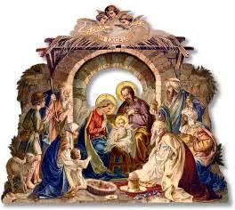 nativity on pinterest christmas manger paper models and