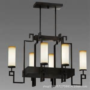 Rectangular Dining Room Lighting Modern Chandelier Iron Lighting Engineering Chandelier For Dining Restaurant Rectangular Room