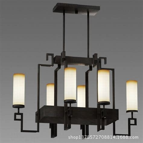 Rectangular Chandelier Dining Room Modern Chandelier Iron Lighting Engineering Chandelier For Dining Restaurant Rectangular Room