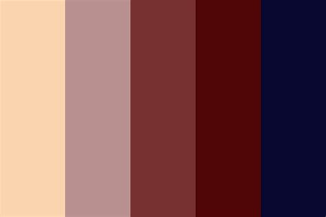 burgendy color burgundy and navy color palette