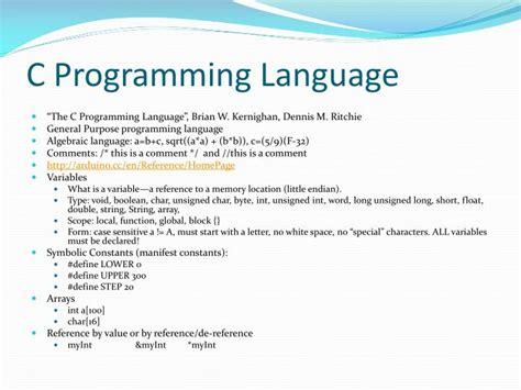 pattern programs in c language pdf the concurrent c programming language orion cooker