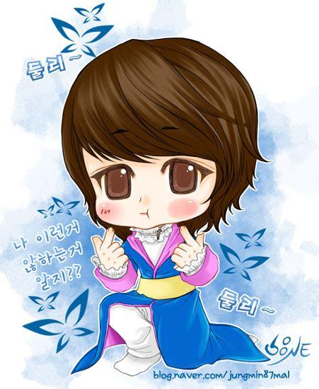 film kartun korea chibi shinee hello baby kostum kartun korea drama