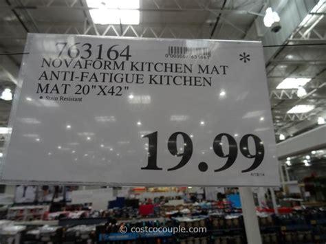 Anti Fatigue Kitchen Mats Costco by Anti Fatigue Kitchen Mat Home Design