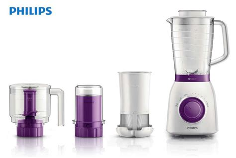 Philips Blender 1 Liter Hijau Hr2057 philips blender mixer food processor mincer 2l 600w viva collection hr2166 ebay