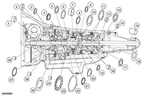 e40d transmission diagram ford e4od transmission valve diagrams car interior