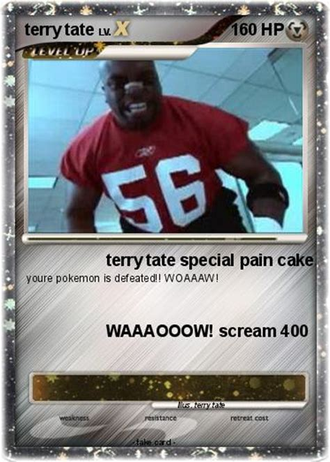 Terry Crews Office Linebacker by Has Terry Crews Had A Football Card Blowout Cards