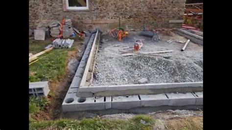 faire une dalle b ton 367 terrasse en beton couler une dalle b ton pictures