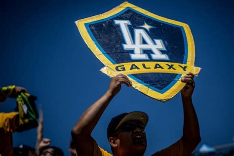 The Turn Out For The The La Galaxy Vs Chelsea Fc Match by The La Galaxy Out Of The Playoffs And Looking For Answers