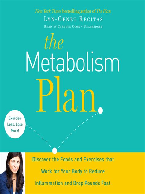 The New Metabolism Diet Also Search For The Metabolism Plan Alachua County Library District Overdrive