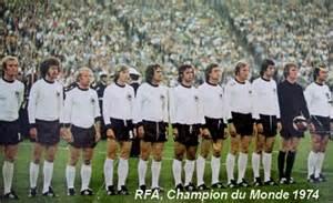 histoire de la coupe du monde 1974 retrospective de la