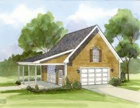 Detached Carport Plans Woodwork Detached Garage With Carport Plans Pdf Plans