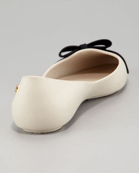 Jelly Shoes Flat Shoes Mta 003 1 shoes trippy bow jelly skimmer white