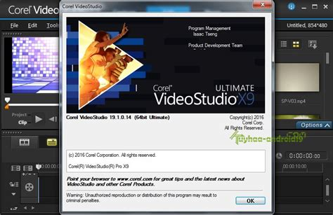Corel Videostudio Ultimate X9 Version corel videostudio ultimate x9 19 1 0 14 kuyhaa