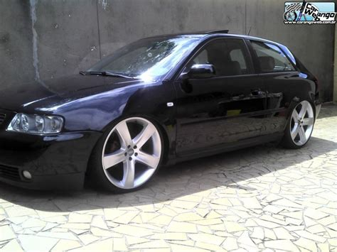 Audi A3 Turbolader by Audi A3 Turbo Rebaixado E Rodas 20