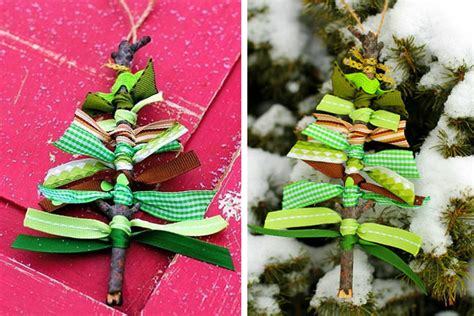how to tie ribbon around a christmas tree 9 crafty diy tree decorations s grapevine