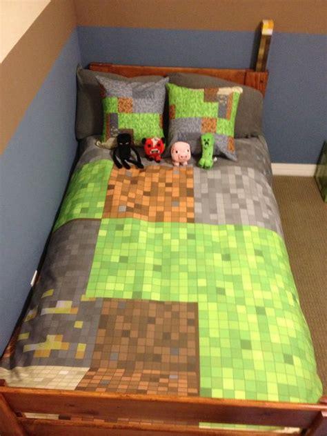 minecraft comforters minecraft