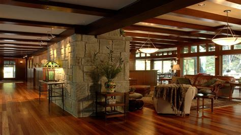 Open Floor Plans Small Home Rustic Open Floor Plan Homes