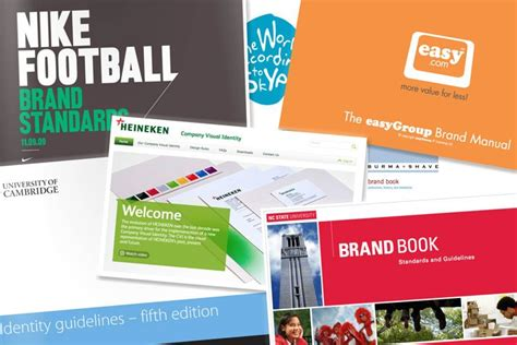 How To Build A Brand Bible Amp Visual Style Guide Design Shack