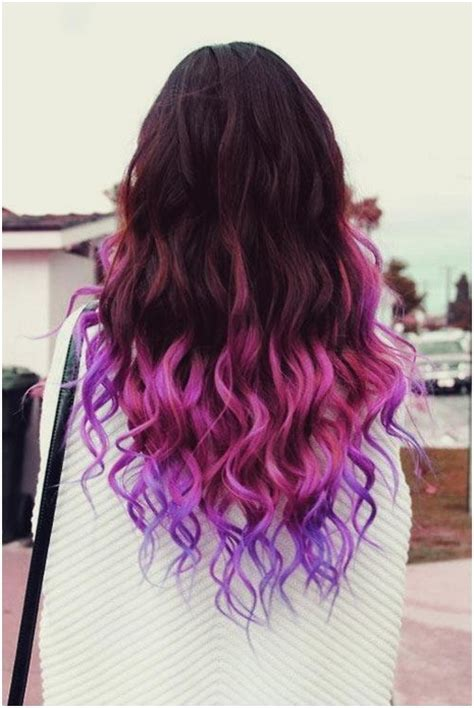 long wavy ombre hair ombre hairstyle trends pretty designs