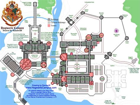 castle floor plan generator map of the hogwarts cus this map isn t shown on the