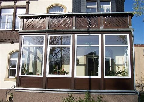 veranda verglaste traditonelle veranda der jahrhundertwende - Veranda Verglast