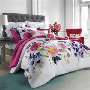 buy watercolor bedding from bed bath beyond