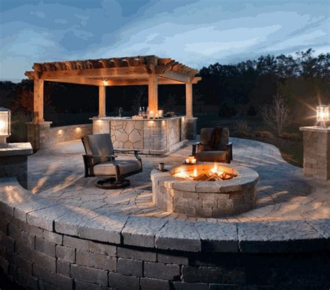 Fire Pit Chairs » New Home Design