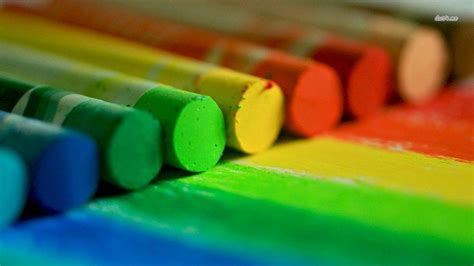 Crayon Wallpapers Wallpaper Cave Crayons Background