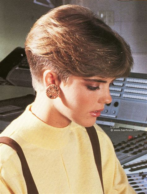 pixie hairstyles of the 80s what are 1980s hairstyles hairstyles4 com