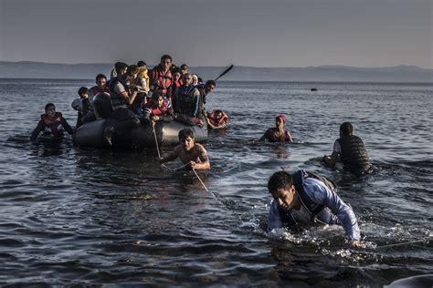 syrian refugees boat notas de prensa congreso boletines y jornadas sobre