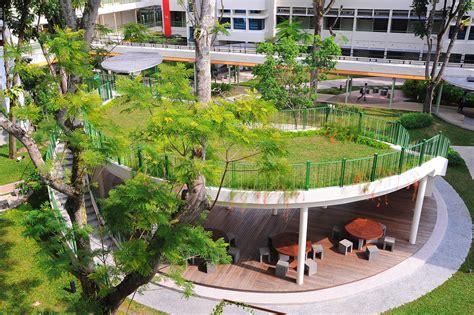 elmich green roof  rain water harvesting  singapore