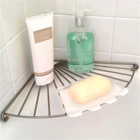 accessories for bathtub bathtub corner shelf in tub caddies and accessories