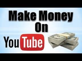 How to make money on youtube 2016 2017 youtube