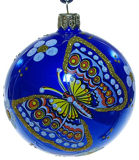 meadow christmas ball ornament traditional christmas