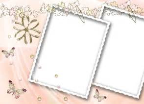 photo frame template psd material download free vector