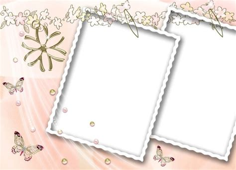 psd photo templates photo frame template psd material free vector