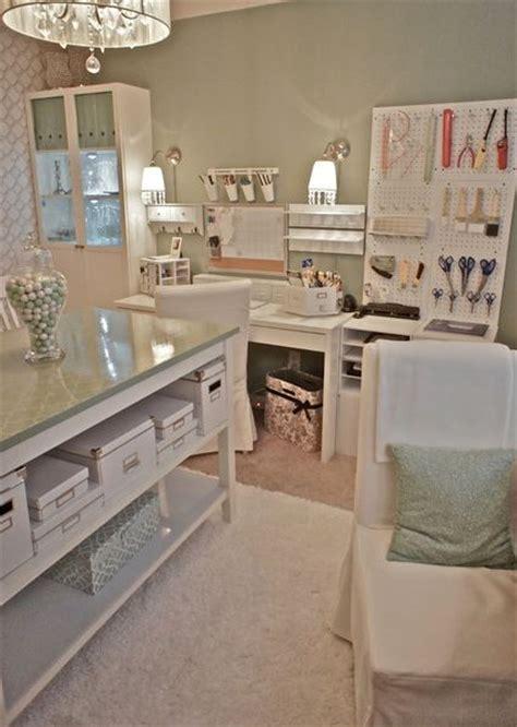 beautiful craft room interior design ideas   work