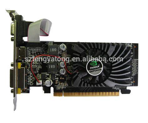 Vga External Nvidia Nvidia Geforece Gt610 1g D2 Lp Vga Card High Performance