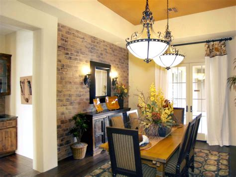 narrow dining room photos hgtv