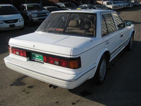 1988 nissan maxima 1988 nissan maxima se for sale stk r7255 autogator