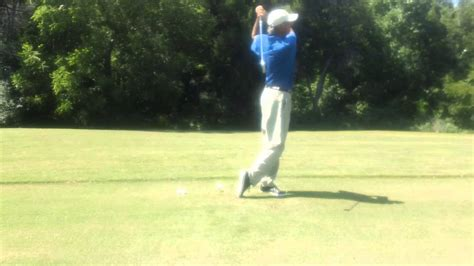 golf swing footwork learn to finish your golf swing with proper footwork by