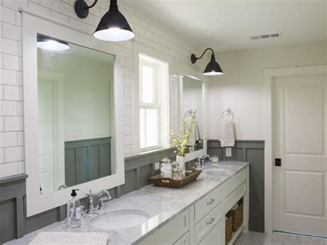 fixer bathrooms photos hgtv s fixer with chip and joanna gaines