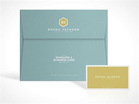 business card letterhead mockup psd envelope psd mockups