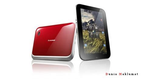 Tablet Lenovo Warna Putih ideapad k1 tablet terbaru lenovo