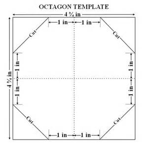octagon template number names worksheets 187 octagon template free