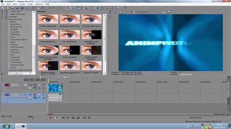 tutorial sony vegas pro 8 pdf sony vegas pro 8 9 tutorial como fazer uma abertura youtube