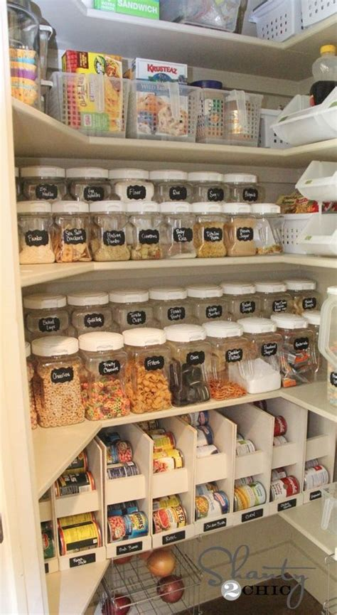 freistehende pantry 25 beautifully organized and inspiring pantries