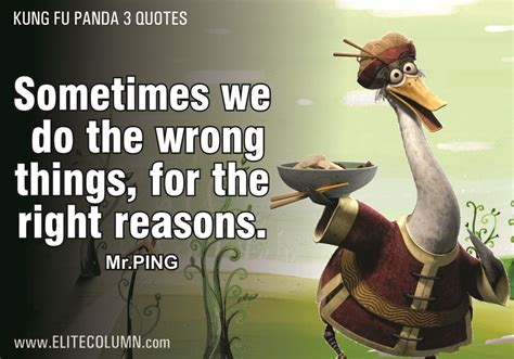 kung fu panda quotes 12 kung fu panda 3 quotes to provoke the child in you