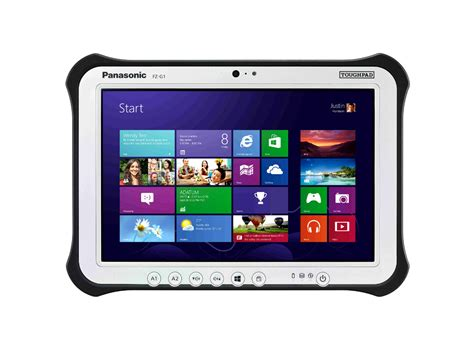 panasonic rugged tablet panasonic toughpad fz g1 rugged tablet astringo